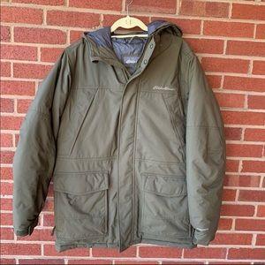 Eddie Bauer winter Down Puffer Jacket